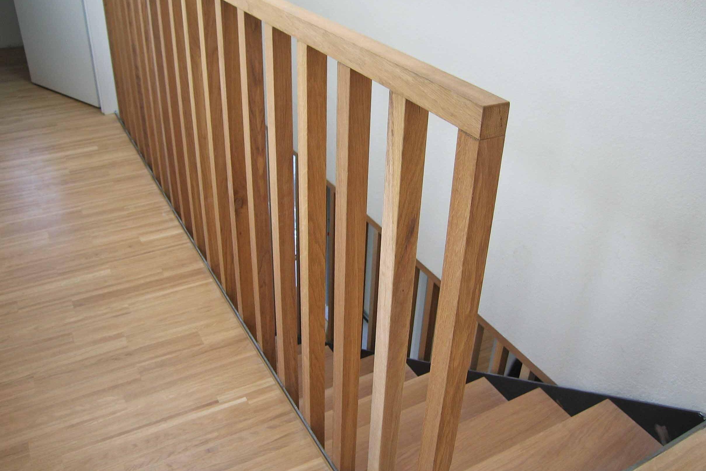 Innengelaender aus Holz